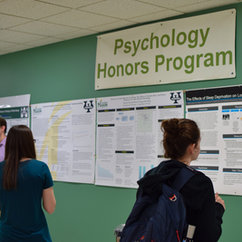 Psychology Honors Showcase 2017