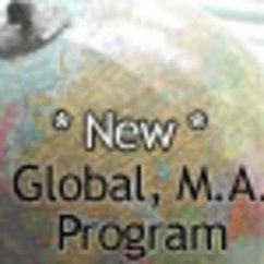 College Launches New Global MA