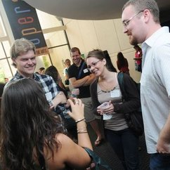 College Welcomes New Graduate Students