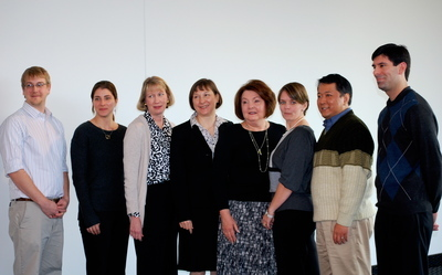 College Honors its 2013 Mary Roper Awardees