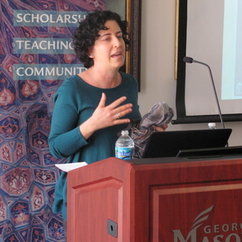 Lara Deeb starts Lecture Series on Women and Gender in Islam