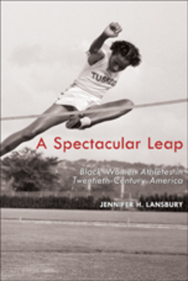 Alumna Lansbury Publishes Book on Black Women Athletes