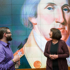 History Students Contribute to George Washington Encyclopedia