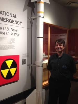 Alumnus Clay Farrington (MA) Starts New Museum Job