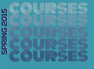 Spring 2016 Course Lists Available