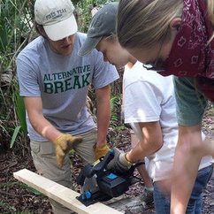 Alumni Highlight: Coats Challenges Students to Explore, Protect the Environment