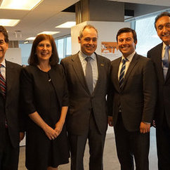 Mason and Cisneros Center Forge Partnership for Educational Access
