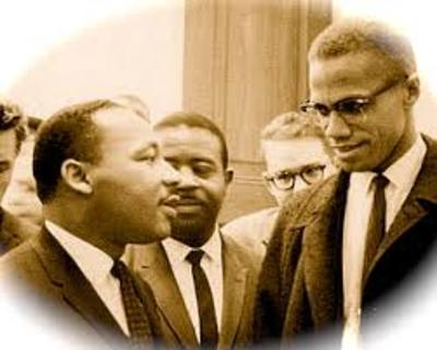 Martin luther malcolm x