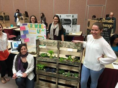 Student Research Shines at Symposium