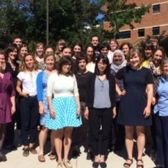 RCHNM hosts Art History Graduate students