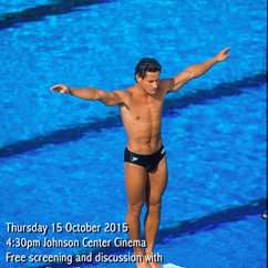 GMU Visiting Filmmakers Series: Back on Board: Greg Louganis Oct 15 4:30pm JCC