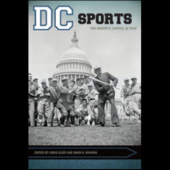 New Book on Sports in DC