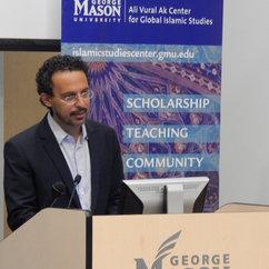 "Hisham Aidi discusses ""Rebel Music"" at Fall for the Book"