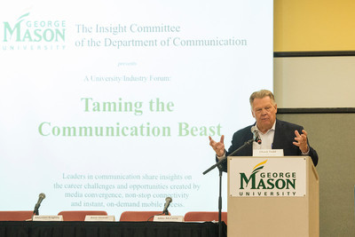 October 20 Forum on Content Marketing Features Student Access to Communications Industry Experts