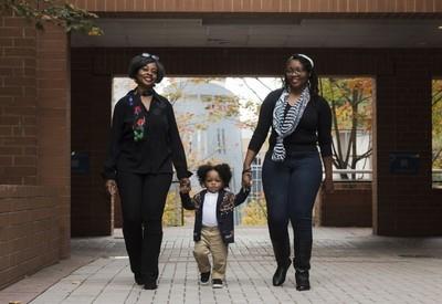 Mason's Family of the Year Includes Economics Major Maya Brandon