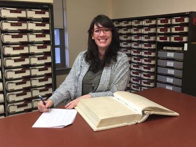 Mason History Major Builds Historic Index of Fairfax County Slaves