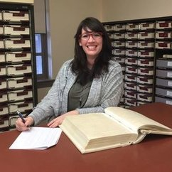 Mason History Major Builds Historic Index of Fairfax County Slaves