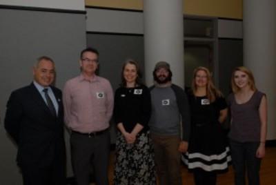 Kelly Schrum Part of Team that Won Mason Distance Education Award