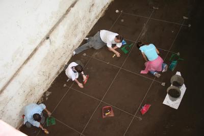 Students Help Save Ancient Nicaraguan Site