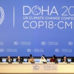 Doha Climate Summit Ends with the Long March to 2015
