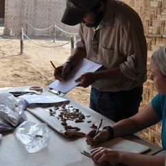 Prof Haagen Klaus and Anthropology Students Investigate Origins of Andean Complex Societies