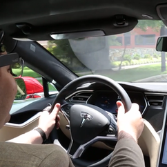"""I liked driving a Tesla on autopilot, according to science"""