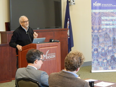 "CGIS and ASI host ""Sectarianism, Identity, and Conflict in Islamic Contexts"" conference"