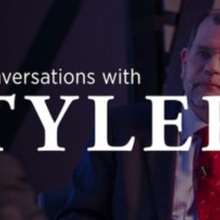 Conversations with Tyler: Steven Pinker