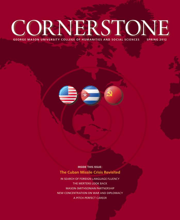 Cornerstone Spring 2012