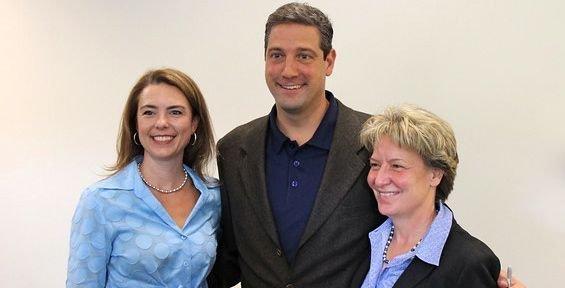 Dr. Beth Cabrera, Rep. Ryan, Dr. Nance Lucas