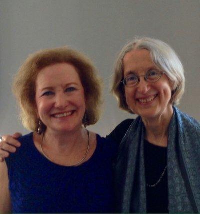 Marion Deshmukh and Ellen Todd