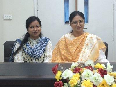 Sobia Iqbal, Syeda Hoorulain Naqvi