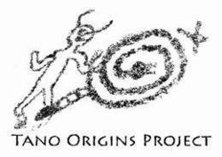 The Tano Origins Project Logo