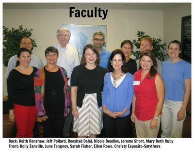 2015-16 Faculty