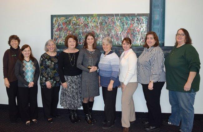 Mary Roper Award Winners