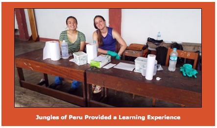 Neuro Student in Peru