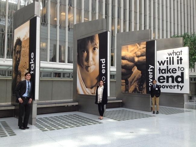 Arlington Fellows Site Visit to World Bank