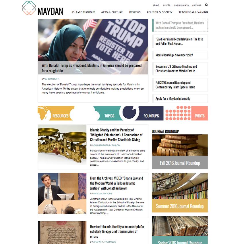 maydan screen