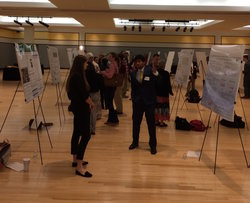 Undergraduate Research Symposium poster presentations