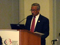 Representative Bobby Scott speaks about the Youth PROMISE Act and rational policy-making.
