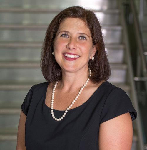 Lisa Gring-Pemble, dean of New Century College