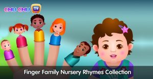 Finger Family Nursery Rhyme Collection