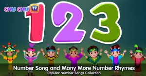 Number Song and Many More Number Rhymes | Popular Number Songs Collection