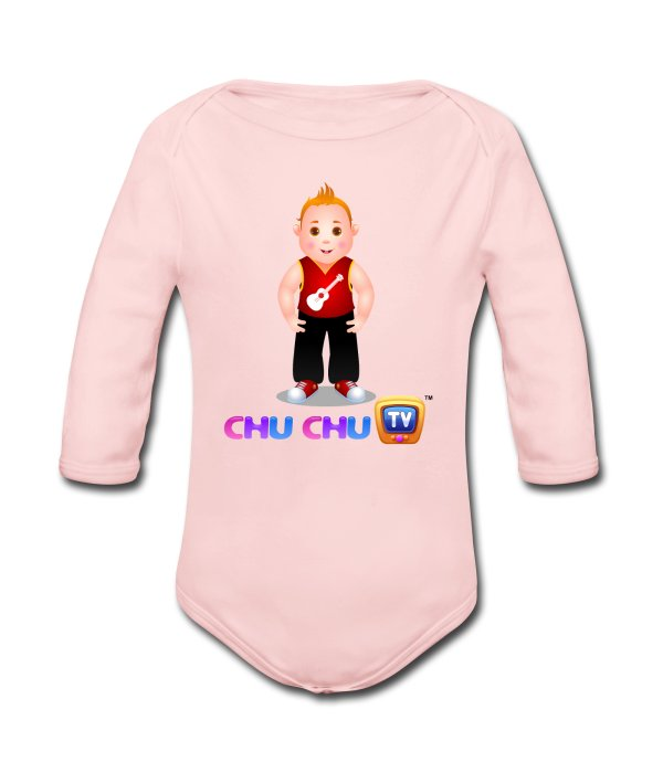Baby long sleeve one piece
