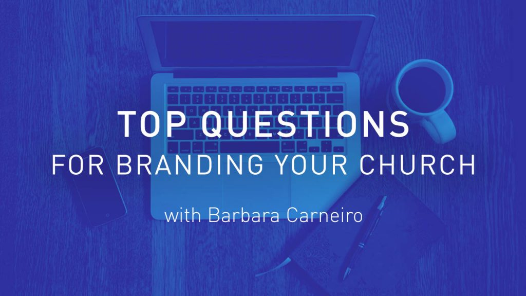 Church brand guide podcast