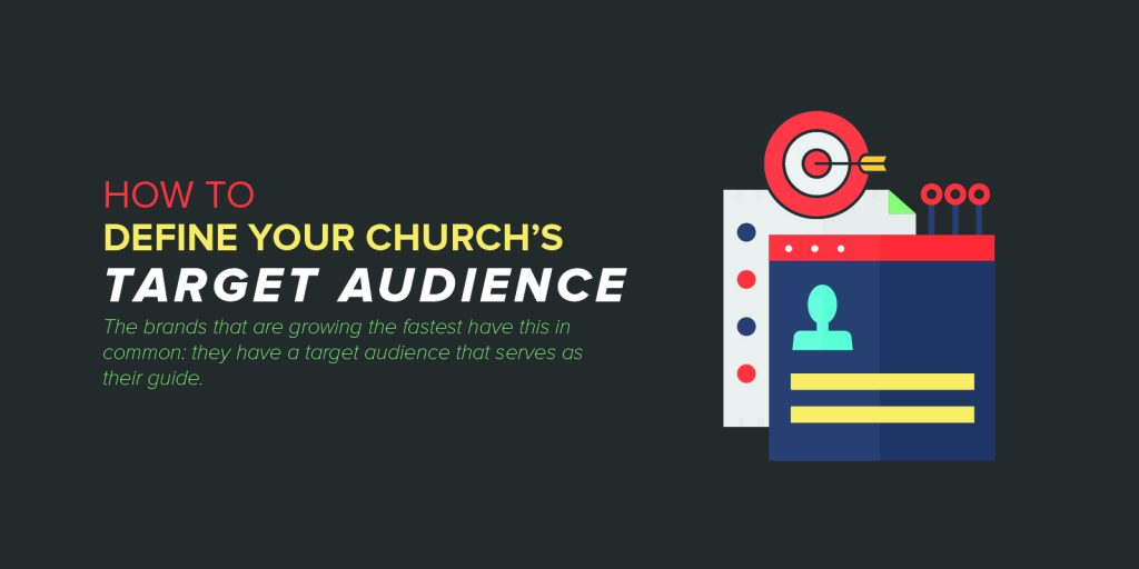 Blog post: How to define your church's target audience