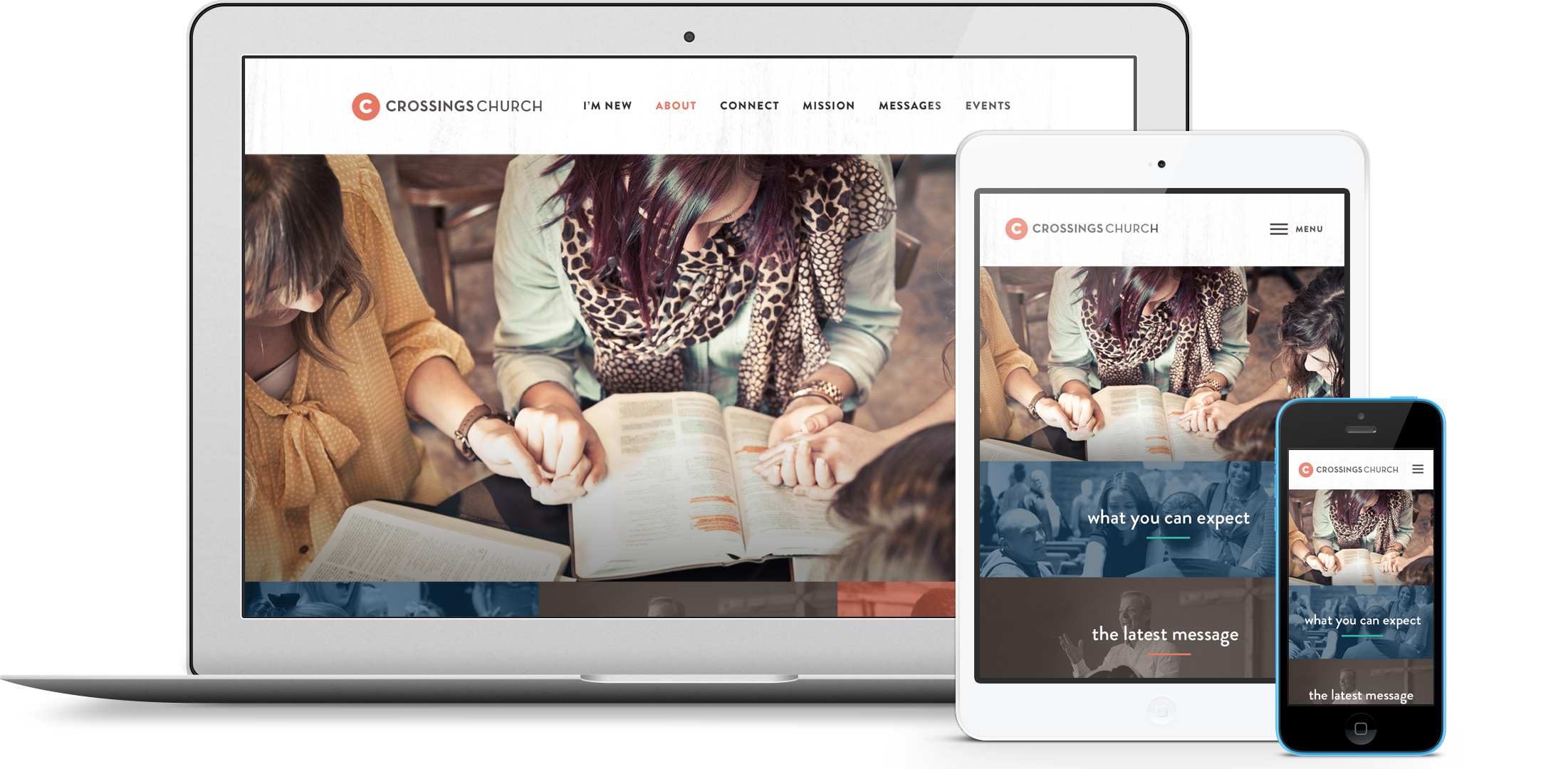 websites for church mission - Church Website Design Ideas