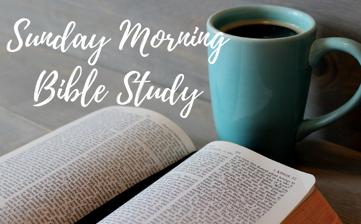 Sunday Bible study (3)