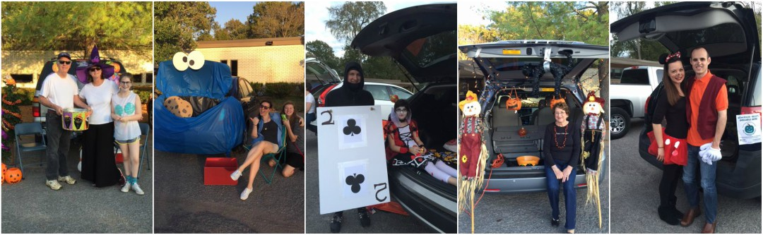TrunkorTreat Collage