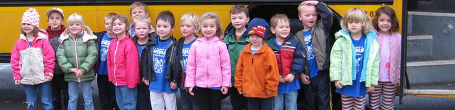 Cherub Preschool banner